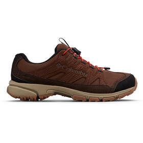 Columbia Five Forks WP Schuhe Herren tobacco/flame